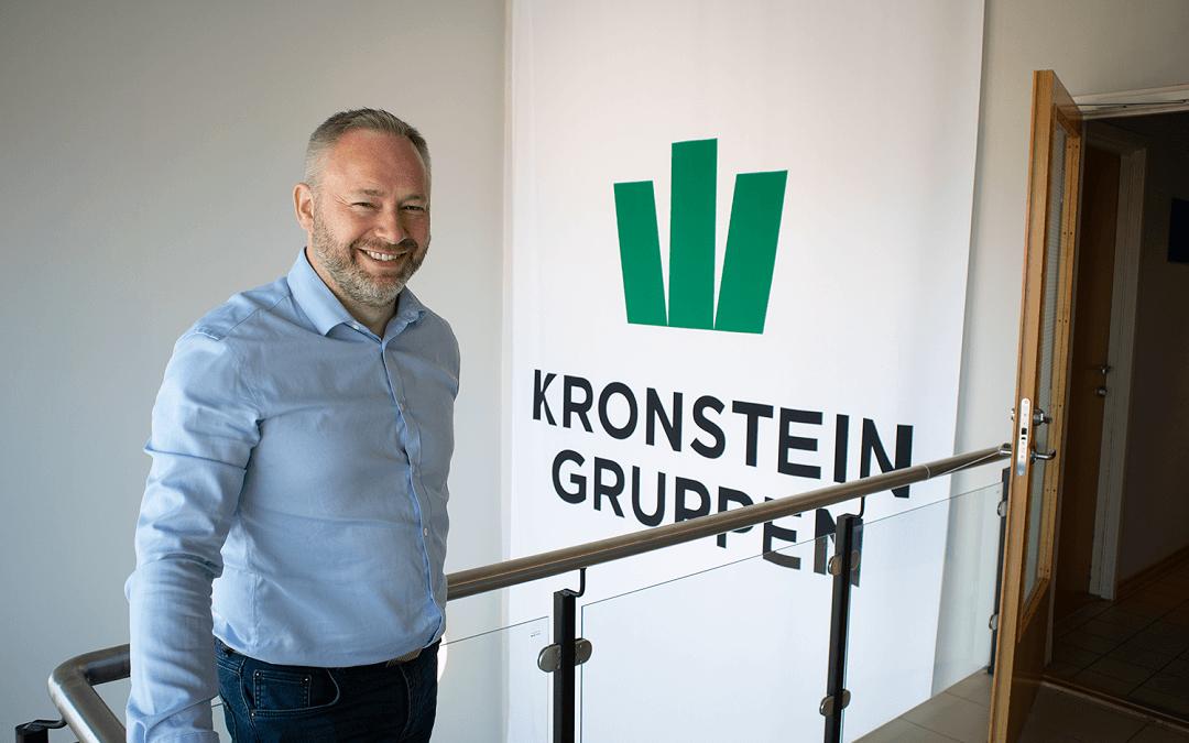 Kristian Eilertsen ny CFO i Kronsteingruppen AS